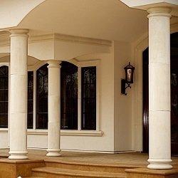 GFRC Segmented Columns