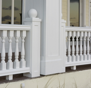 HDP 6 In Balustrade System