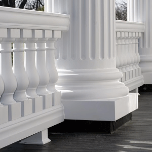 HDP 7 In Balustrade System