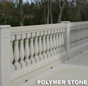 Polymer Stone Balustrades