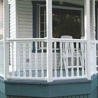 Vinyl Balusters Small