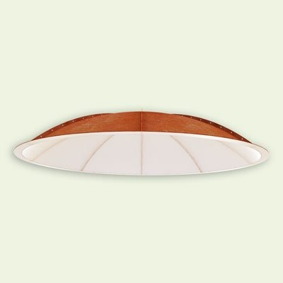 Fiberglass Ceiling Dome CD150x30 B45