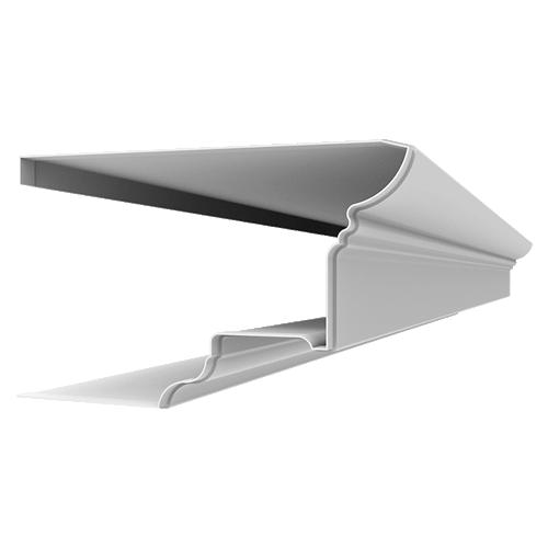 Fiberglass Cornice CR102x10