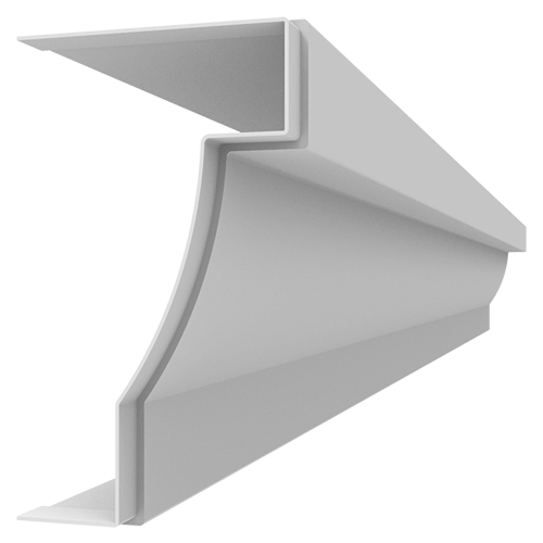 Fiberglass Cornice CR104x8