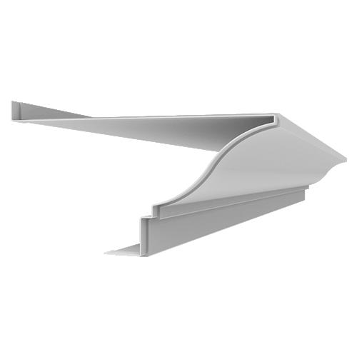Fiberglass Cornice CR105x8