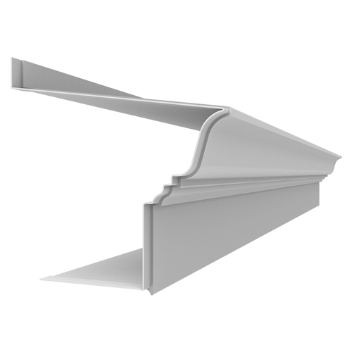 Fiberglass Cornice CR108x8