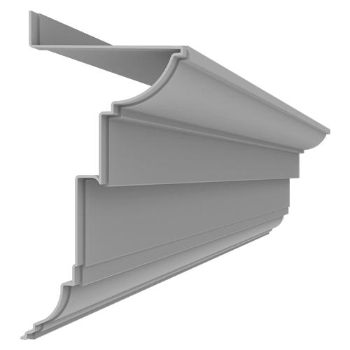 Fiberglass Cornice CR110 Fx8