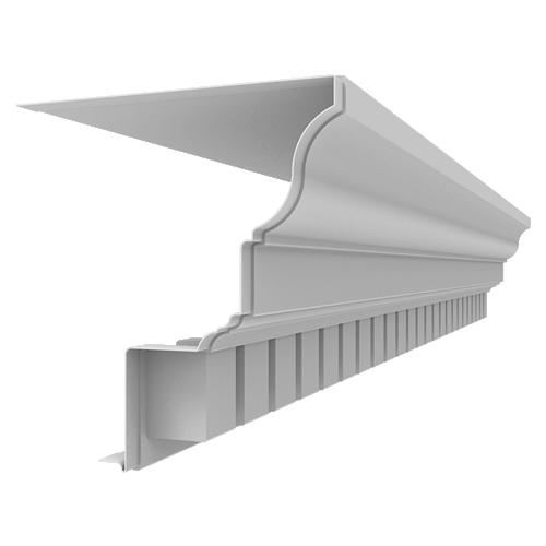 Fiberglass Cornice CR115x8