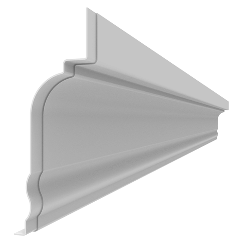 Fiberglass Cornice CR119x8