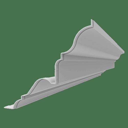 Fiberglass Cornice CR136x8