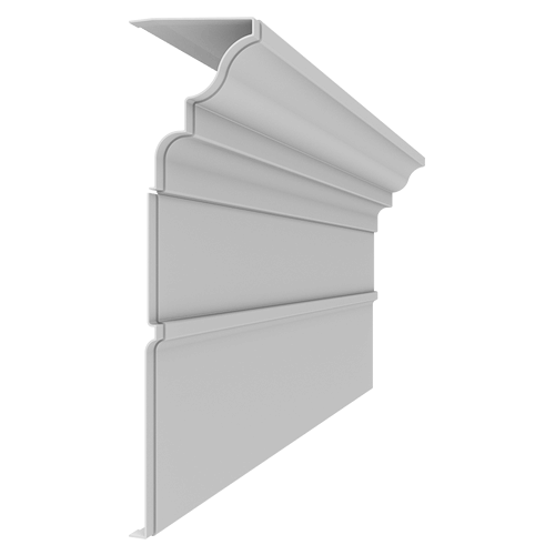 Fiberglass Cornice CR162x8