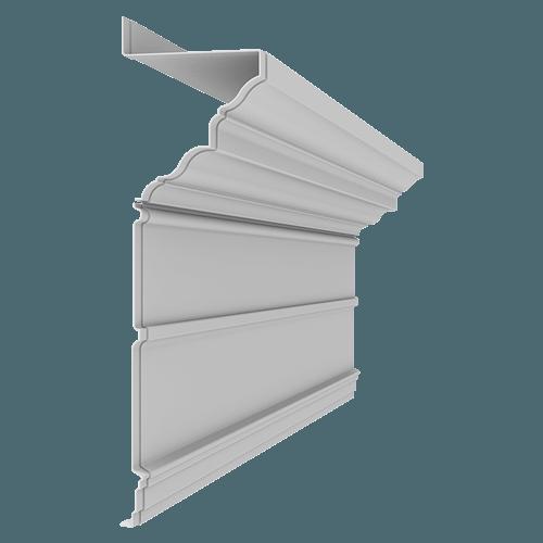 Fiberglass Cornice CR163x8