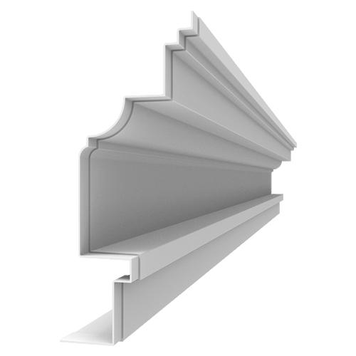 Fiberglass Cornice CR168x8
