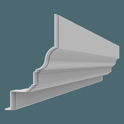 Fiberglass Cornice CR172x8