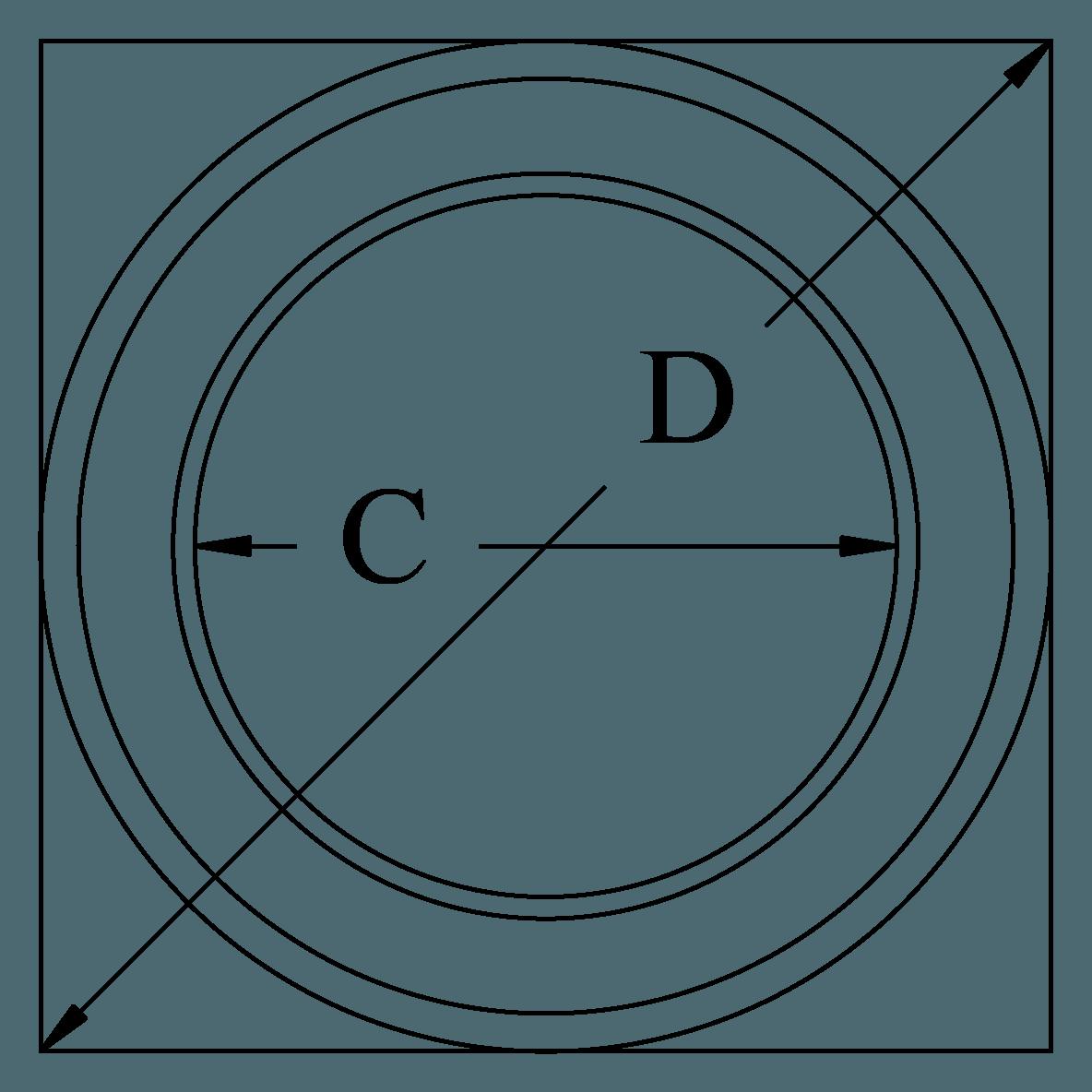 HDP Tuscan Dimensions