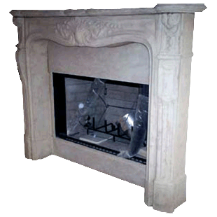 Louis-6 Fireplace