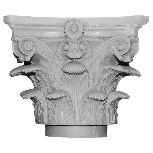 Roman Corinthian Decorative Capital