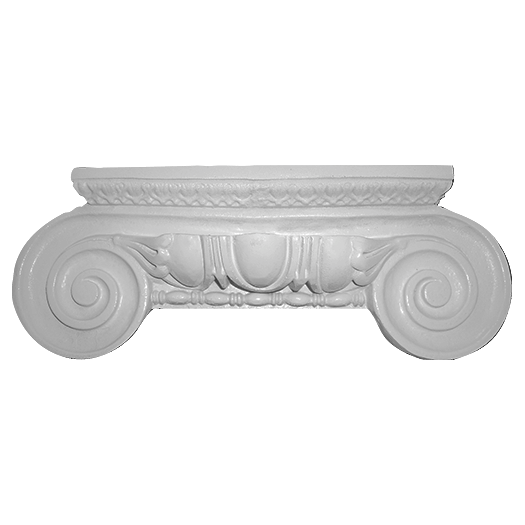 Roman Ionic Decorative Capital