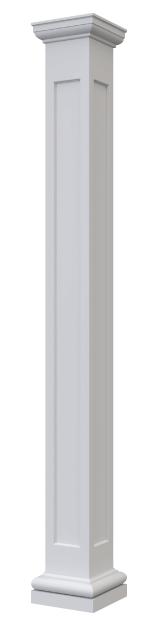 Square Non-Tapered Panel Columns