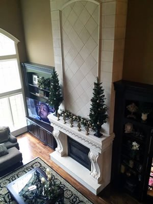 The Borkowski Fireplace
