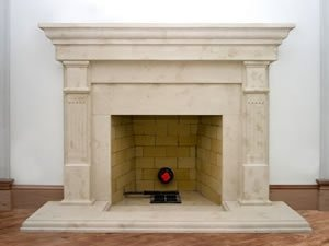The Bradford Fireplace