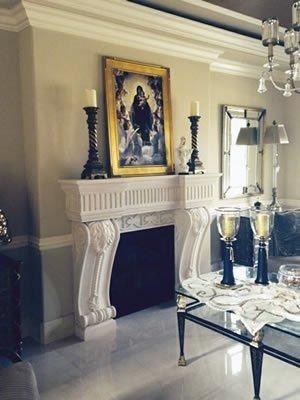The Nowabilski Fireplace