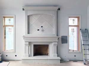 The Vail Fireplace