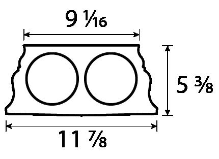BR7110 Bottom Rail
