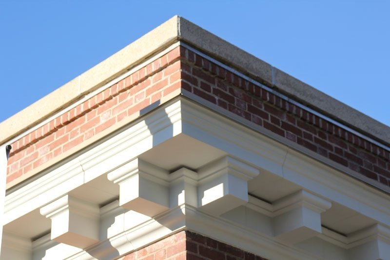 Fiberglass Cornice Gallery - Columns and Balustrades