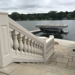 Off White Royal Stone Port Royal Stair Balusters