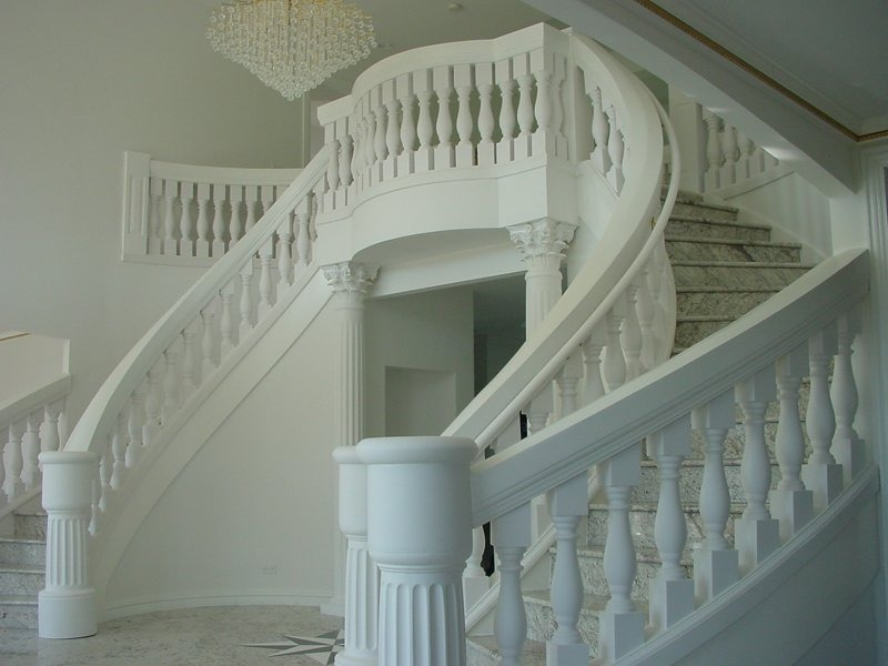 Polymer Stone Balustrades Gallery Architectural Mall