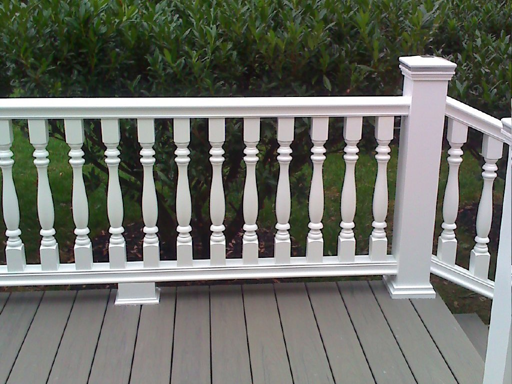 4in Small Promo Balustrade Assembly