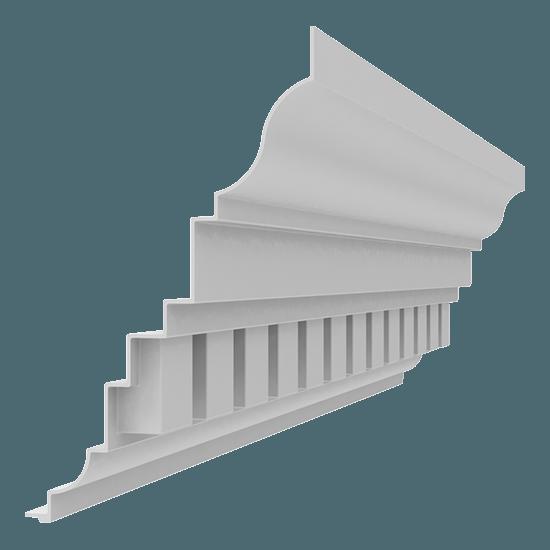 Fiberglass Cornice CR169x7