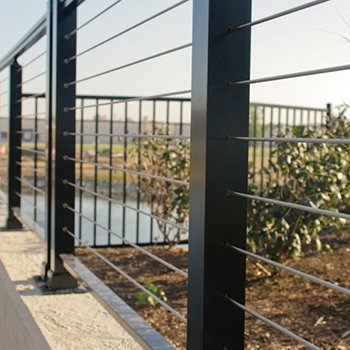 Series 2000 Aluminum Cable Railing