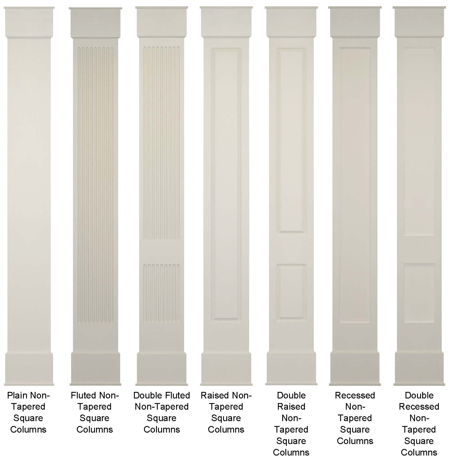 pvc-non-tapered-wraps